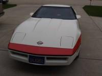 A-Team Corvette - Face