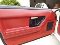 A-Team Corvette Innenraum - Face
