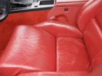 A-Team Corvette Innenraum Sitz - Face