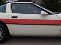 A-Team Corvette Tür rechts - Face