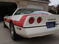 A-Team Corvette heck 1